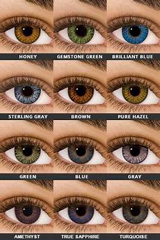 Air Optix Color Chart Air Optix Colors Contact Lenses By Alcon Walmart Contacts