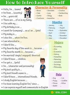 How To Introduce Yourself In An Interview How To Introduce Yourself In English Self Introduction
