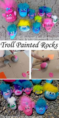 crafts projects 5 terrific trolls crafts diy thought
