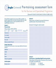 Company Assessment Template 19 Needs Assessment Form Templates Free Amp Premium Templates