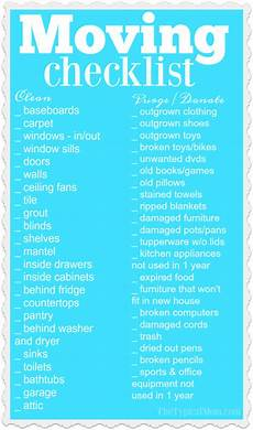 Packing To Move Checklist Printable Moving Checklist 183 The Typical