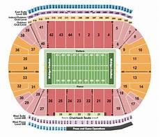 University Of Michigan Big House Seating Chart Michigan Stadium Seating Chart Rows Seat Numbers And