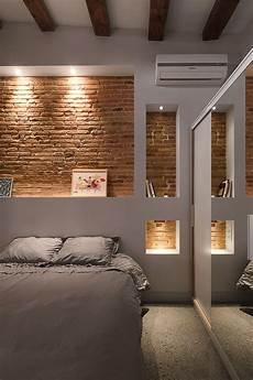 da letto bellissima bellissima da letto con nicchie in cartongesso e la