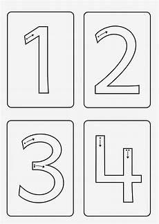Ausmalbilder Zahlen Lernen Grundschulblogs De Mit Zahlen Zum Ausdrucken 1 10
