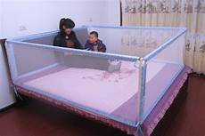 baby bed guardrail beightening four sides bed fence child