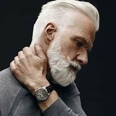 männer frisuren weiße haare 21 best s hairstyles for silver and grey hair