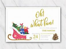 Free Christmas Invitation Templates Word Free Printable Christmas Invitation Templates In Word