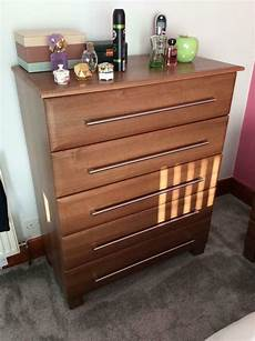 chest of drawers and 2 bedside units in leven fife