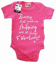 auntie me baby clothes my shall teach me of shopping and all things