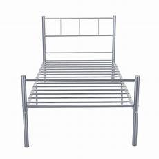 panana new metal quality single bed frame 3ft 4ft6