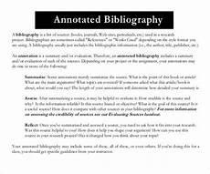 Mla Formatted Bibliographies Mla Annotated Bibliography Example Pdf