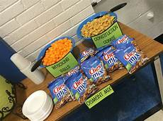 Snacks For Meetings Faculty Meeting Snacks Work Zone Construction Faculty