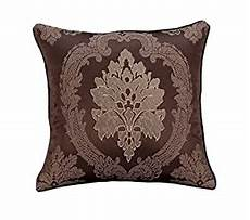 oxford homeware jacquard cushions with invisible zipper