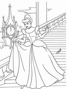 Malvorlagen Cinderella Malvorlagen Cinderella Ausmalbild