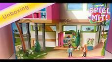 Ausmalbilder Playmobil Luxusvilla Playmobil Moderne Luxusvilla Wir Packen Die
