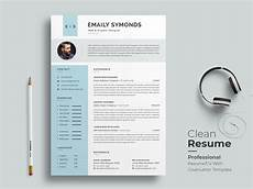 Facebook Resume Template Professional Resume Template By Classic Designp On Dribbble