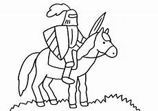 Malvorlagen Ritterburg Test Kostenlose Malvorlage Ritter Und Drachen Ritter Auf
