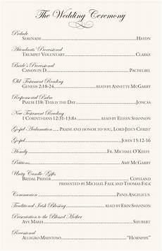 Catholic Wedding Mass Program Catholic Mass Wedding Ceremony Catholic Wedding Traditions