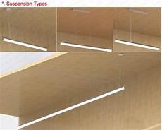 Light Tubes For Ceilings 1m 1 2m 1 5m Linear Suspended Fluorescent Tube Pendant
