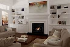 Back To Back Fireplace Design The Fireplace Trends For Contemporary Design