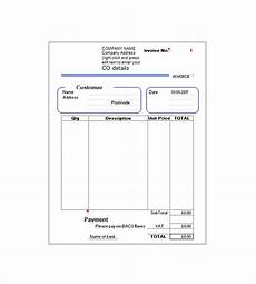 Vat Bill Format In Excel Invoice Template With Value Added Tax 15 Free Word