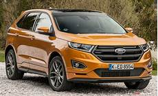 ford edge new design all new ford edge suv revealed autoconception