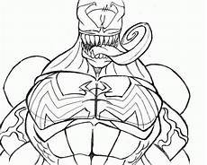 Easy Venom Coloring Pages Coloring Pages Venom Coloring Home