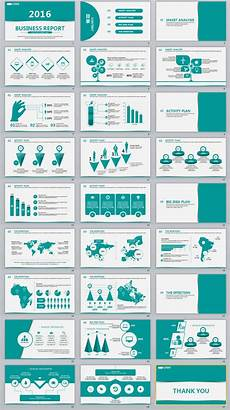 Free Powerpoint Layouts 27 Business Report Professional Powerpoint Template The