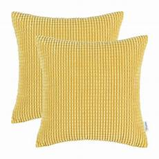pack of 2 calitime throw pillow covers cases