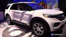 ford platinum 2020 2020 ford explorer platinum ecoboost exterior interior