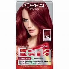 Feria Hair Colour Chart L Oreal 174 Paris Feria Multi Faceted Shimmering Color Power