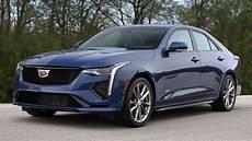 cadillac ct4 2020 2020 cadillac ct4 v sedan unveiled