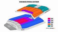Spartanburg Memorial Auditorium Seating Chart Spartanburg Spartanburg Memorial Auditorium Seating Chart