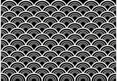 Abstract Art Black And White Patterns Black And White Seamless Abstract Pattern Vector