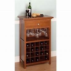 winsome 174 regalia 20 bottle wine cabinet 151301 kitchen