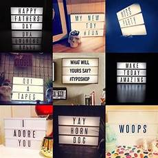 Cinema Light Box Sayings 17 Best Images About Kmart Light Box Ideas On Pinterest