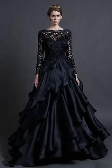 popular black gothic wedding dresses aliexpress