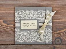 Lace Wedding Invitation Beautiful Lace Wedding Invitations With Pocket Sang Maestro