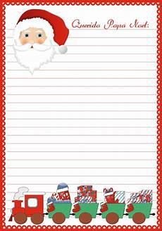 Cartas Para Papa Noel Carta A Papa Noel Gratis Letter To Santa Claus Free