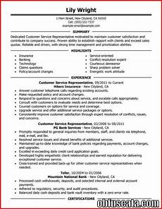 Example Of Customer Service Resumes How To Create An Impressive Customer Service Resume