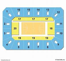 Cameron Indoor Stadium Seating Chart With Rows And Seat Numbers Cameron Indoor Stadium Seating Chart Seating Charts