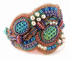 bead embroidery tutorials and designs east