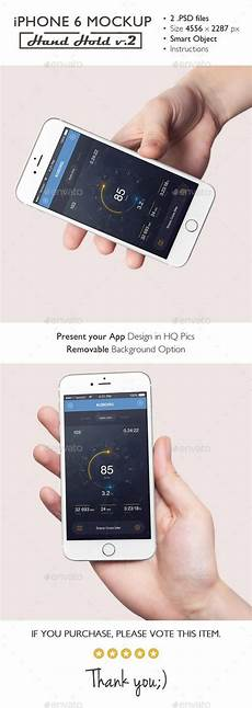 iphone 6 business card template mobile mockup template에 있는 bashooka web graphic design님의