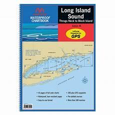 Maptech Chart Books Maptech Long Island Sound 2013 Waterproof Chartbook 4th