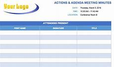 Microsoft Meeting Minutes Template Free Meeting Minutes Template For Microsoft Word