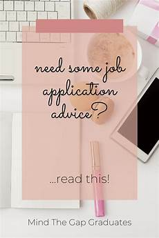 Job Application Advice The Perfect Job Application Advice In 2020 Job