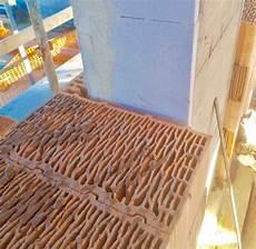 ponte termico davanzale attenuazione ponte termico pilastro e gli