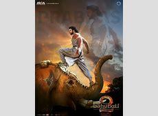 Baahubali2 Fan Made Edit Latest Poster Prabhas Actor I