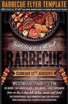 Chicken Bbq Flyer Template 20 Free Psd Barbeque Flyer Templates For The Best Events