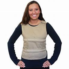 polar kool max cooling poncho vest with cooling packs